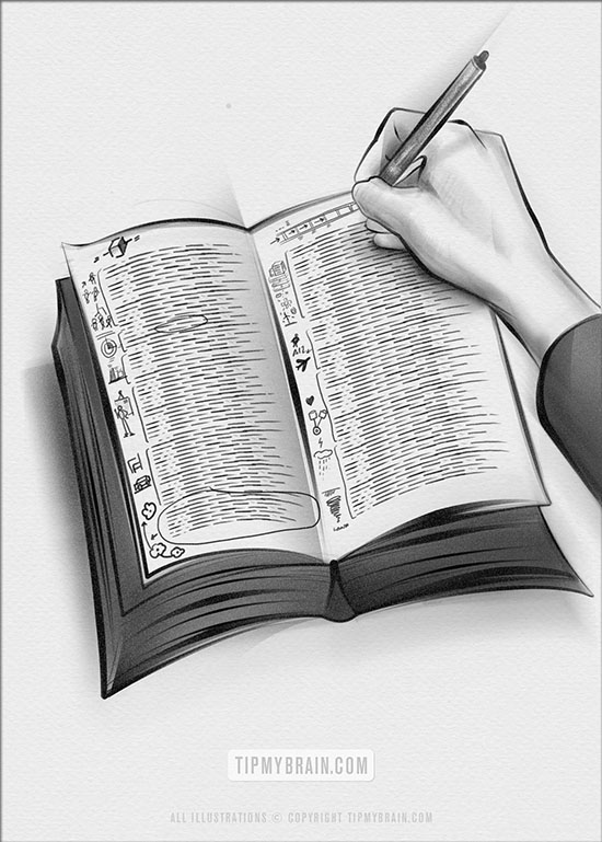 book illustrate